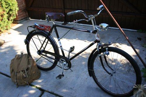 NSU kerékpár